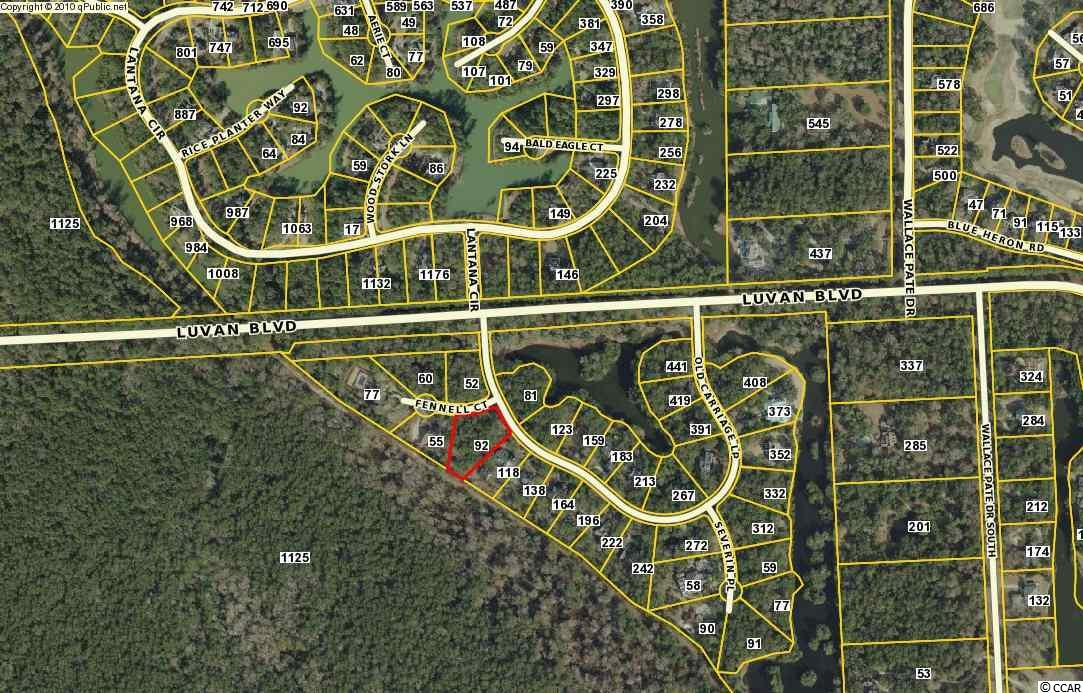 Land for Sale at Lot 18 Fennell Court Lot 18 Fennell Court Georgetown, South Carolina 29440 United States