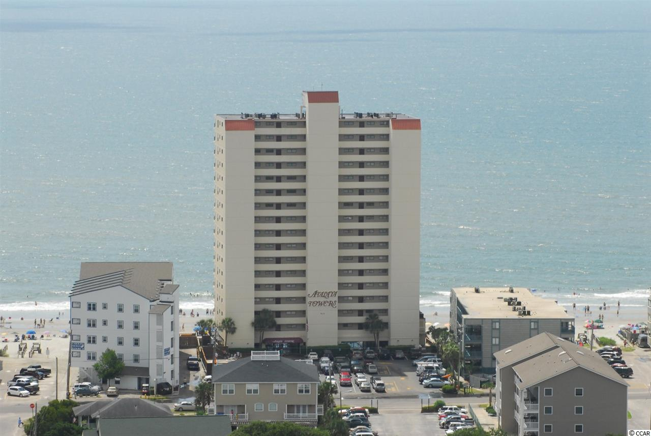 Condo Sold At Atalaya Towers In Garden City Beach South Carolina Unit Listing Mls Number 1605031