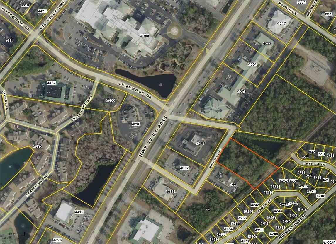 Additional photo for property listing at Lot 5 Bandage Court Lot 5 Bandage Court Murrells Inlet, Carolina Del Sur 29576 Estados Unidos