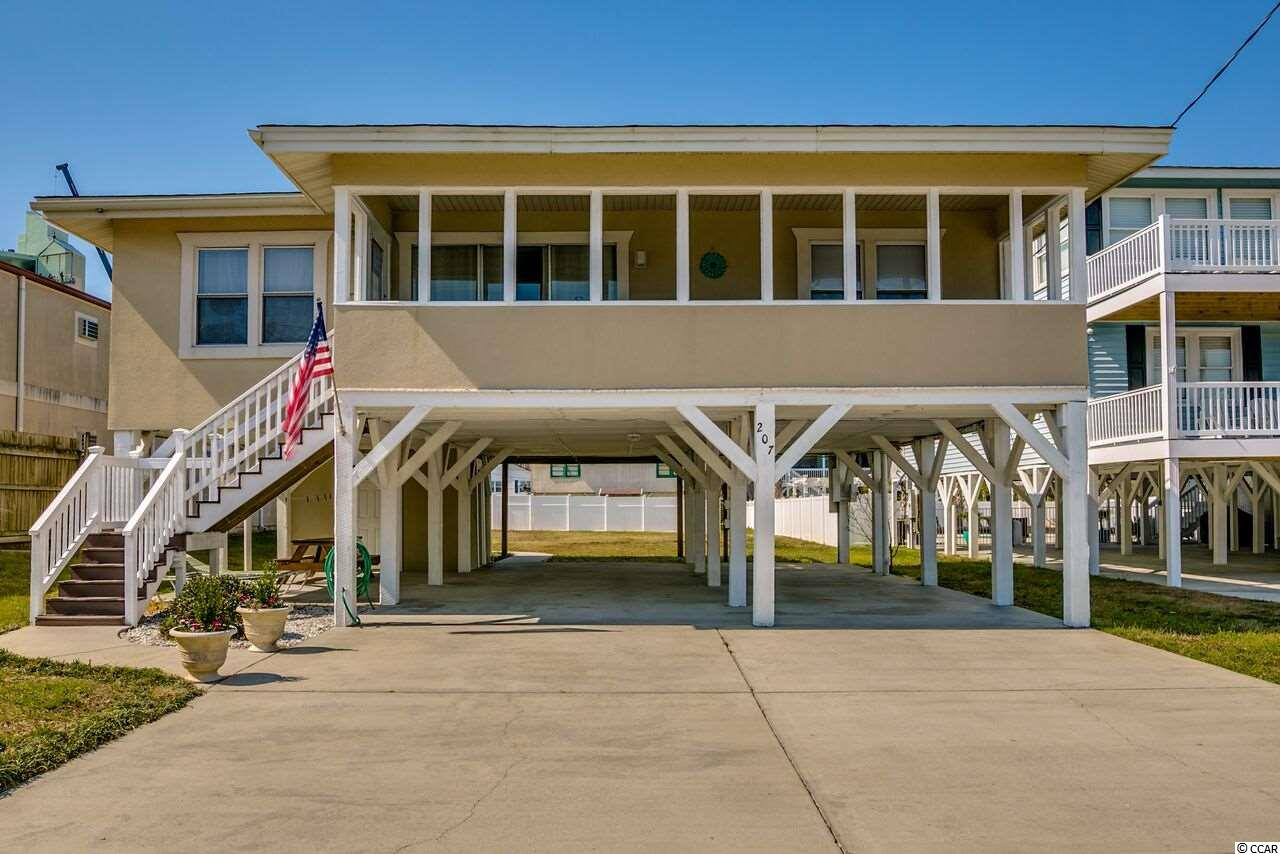Detached MLS:1605230   207 55th Ave North Myrtle Beach SC