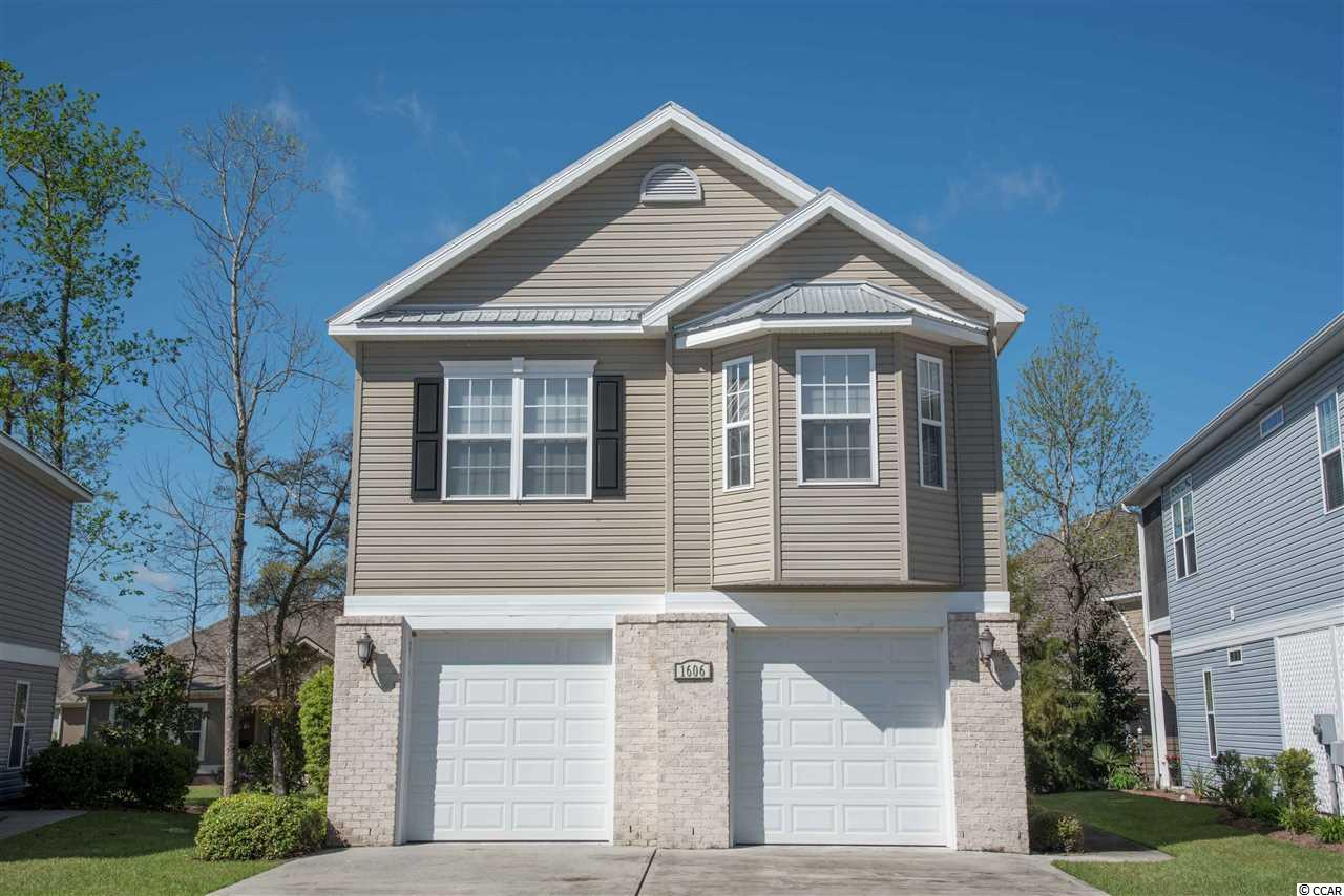 DETACHED WITH HPR MLS:1606632   1606 Cottage Cove Circle North Myrtle Beach SC