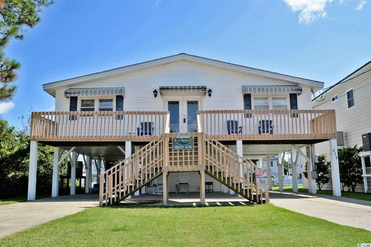 Detached MLS:1606807   326 55th Ave. N. North Myrtle Beach SC