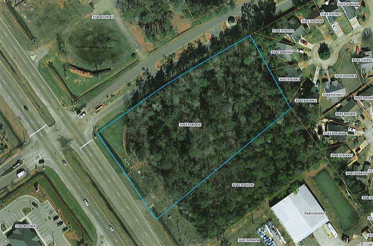 Land for Sale at TBD Highway 9 TBD Highway 9 North Myrtle Beach, South Carolina 29566 United States