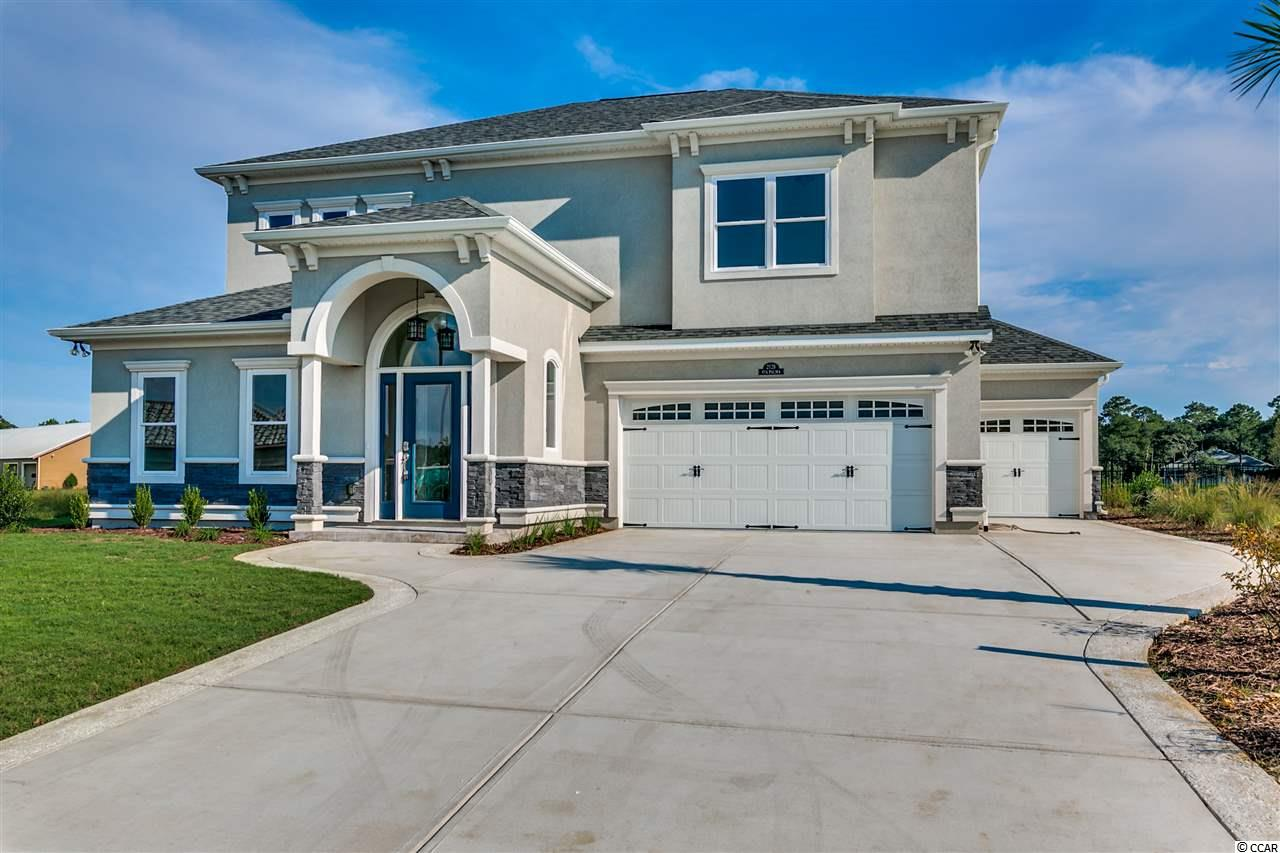2128 Via Palma Drive, North Myrtle Beach, SC 29582
