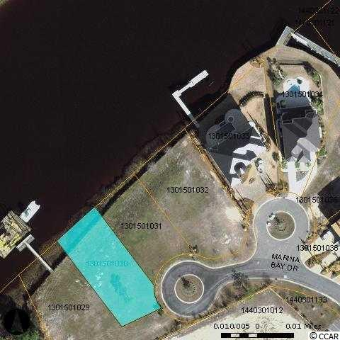LOT 2 MARINA BAY DRIVE, North Myrtle Beach, SC 29582