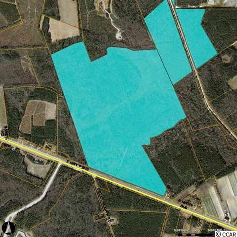 Superficie en Acres por un Venta en TBD Hwy 9 TBD Hwy 9 Loris, Carolina Del Sur 29569 Estados Unidos