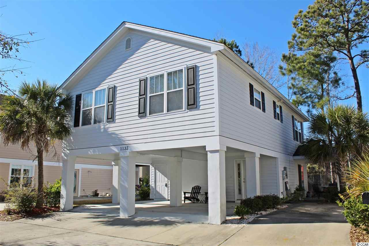 Detached MLS:1607740   1133 Camellia Dr. Surfside Beach SC