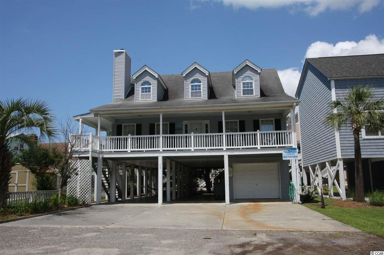 DETACHED MLS:1608726   503 22nd Ave N. North Myrtle Beach SC