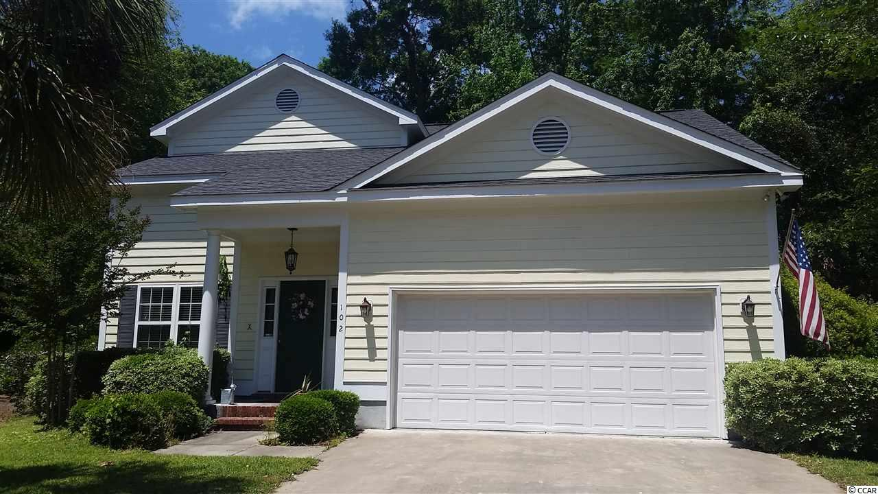 Patio Home for Sale at 102 Redwing Court 102 Redwing Court Pawleys Island, South Carolina 29585 United States