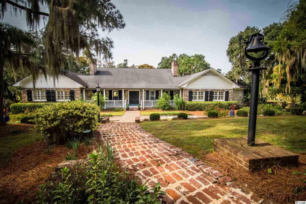 Single Family Home for Sale at 6 Lower Waverly Pawleys Island, South Carolina 29585 United States