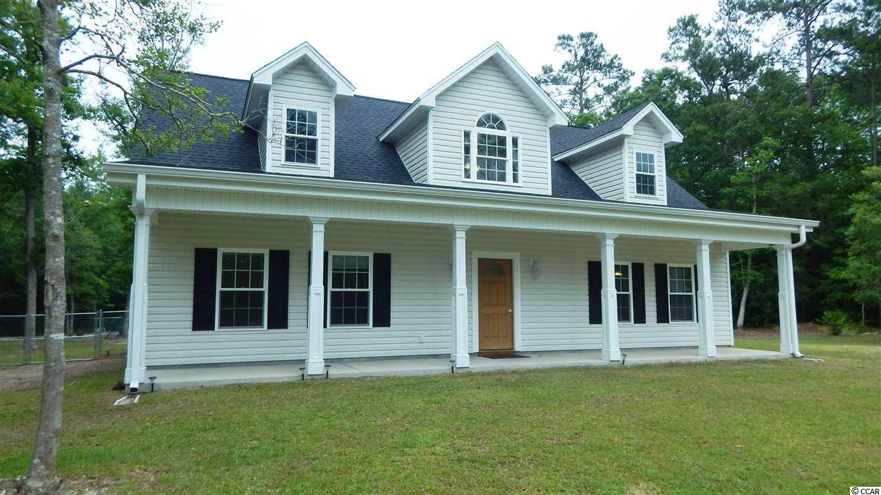 Single Family Home for Sale at 1125 Big Dam Swamp Drive Andrews, South Carolina 29510 United States