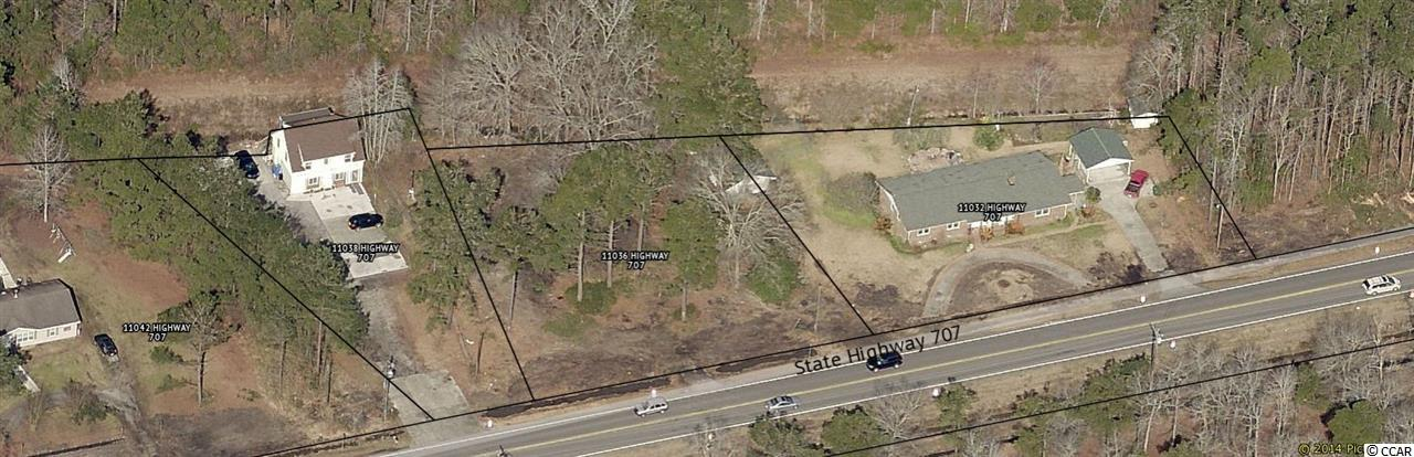 Land for Sale at 11036 Hwy 707 11036 Hwy 707 Murrells Inlet, South Carolina 29576 United States