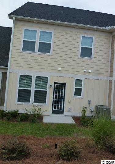 TOWNHOUSE MLS:1610782 Market Common, The  2556 Heritage Loop Myrtle Beach SC