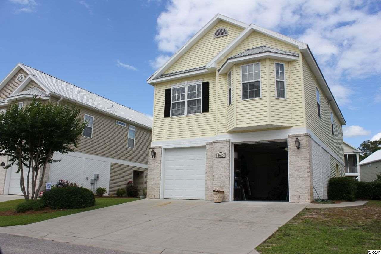 DETACHED WITH HPR MLS:1610873   1615 Cottage Cove Circle North Myrtle Beach SC