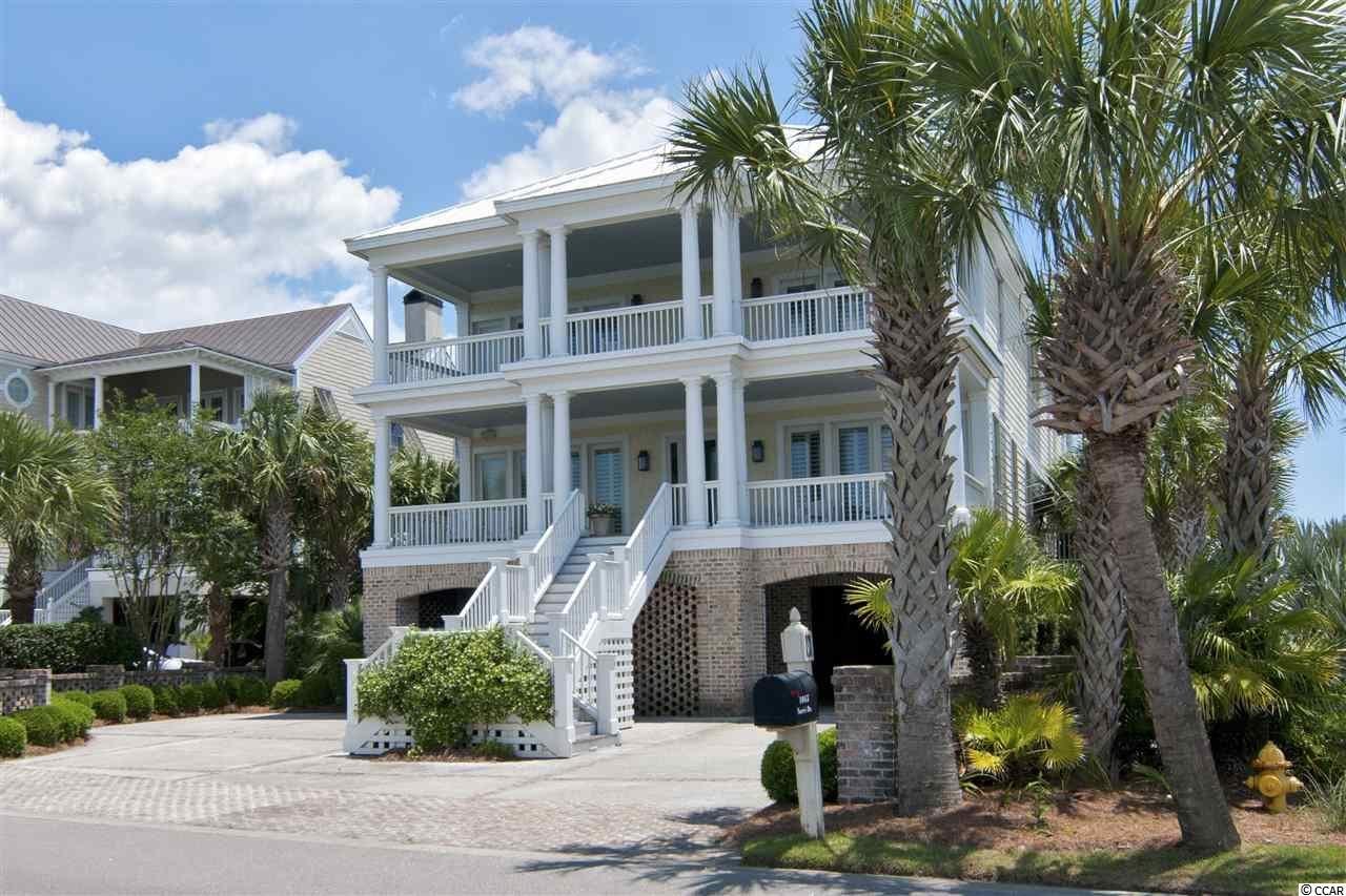 Single Family Home for Sale at 1065 Norris Drive Pawleys Island, South Carolina 29585 United States