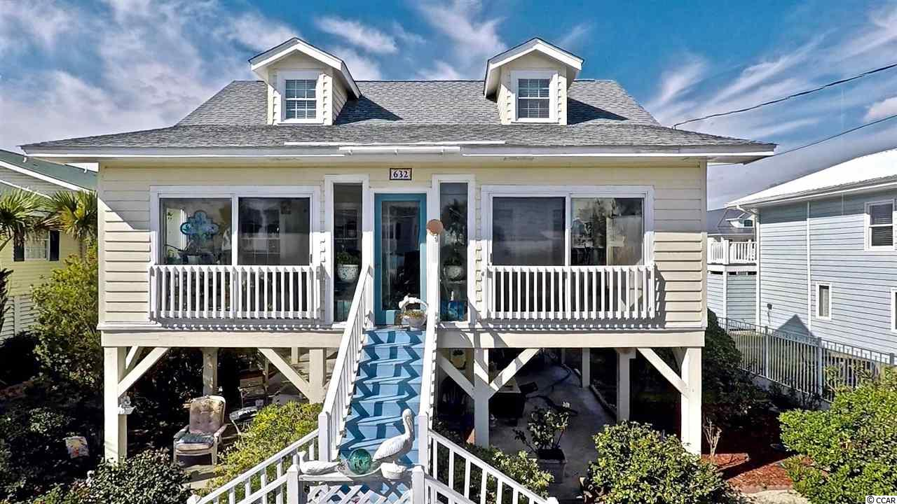 Detached MLS:1611046   632 S Waccamaw Garden City Beach SC