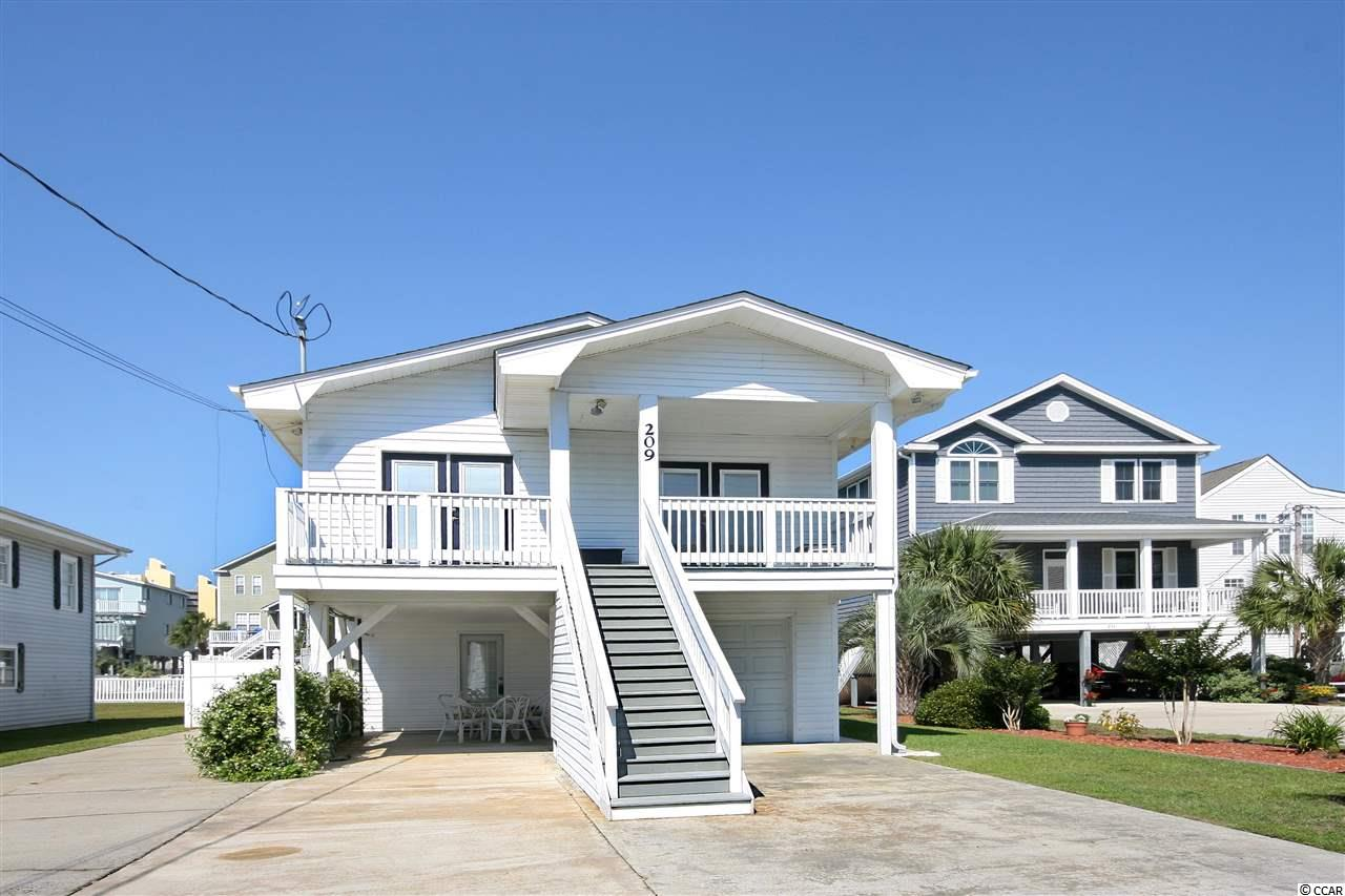 DETACHED MLS:1611120   209 58th Avenue North North Myrtle Beach SC