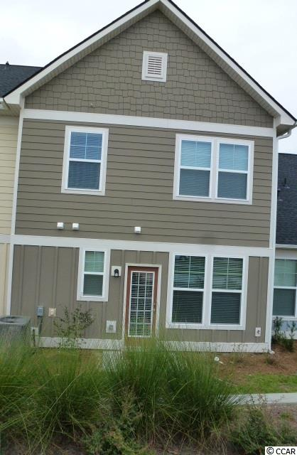 TOWNHOUSE MLS:1611179 Market Common, The  2536 Heritage Loop Myrtle Beach SC