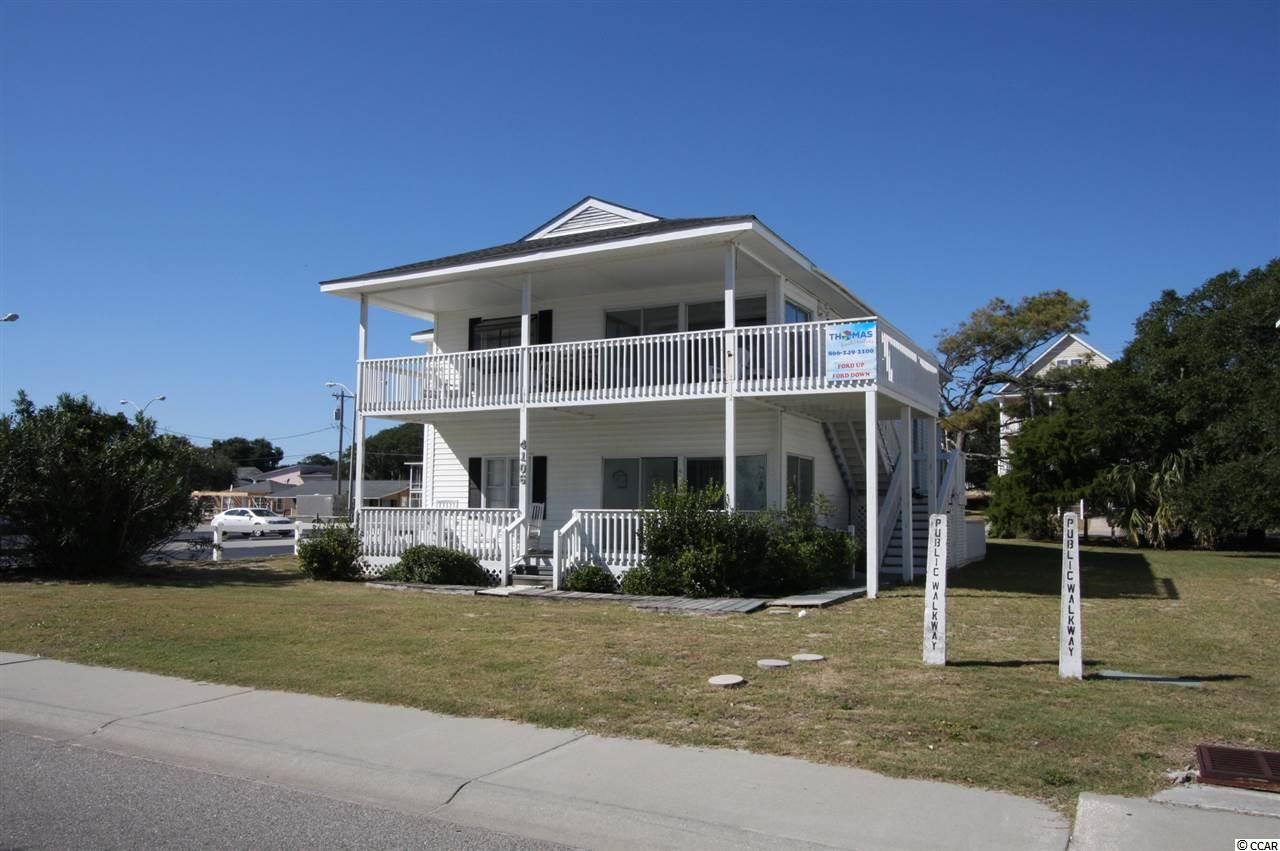 4106 S Ocean Blvd, North Myrtle Beach, SC 29582