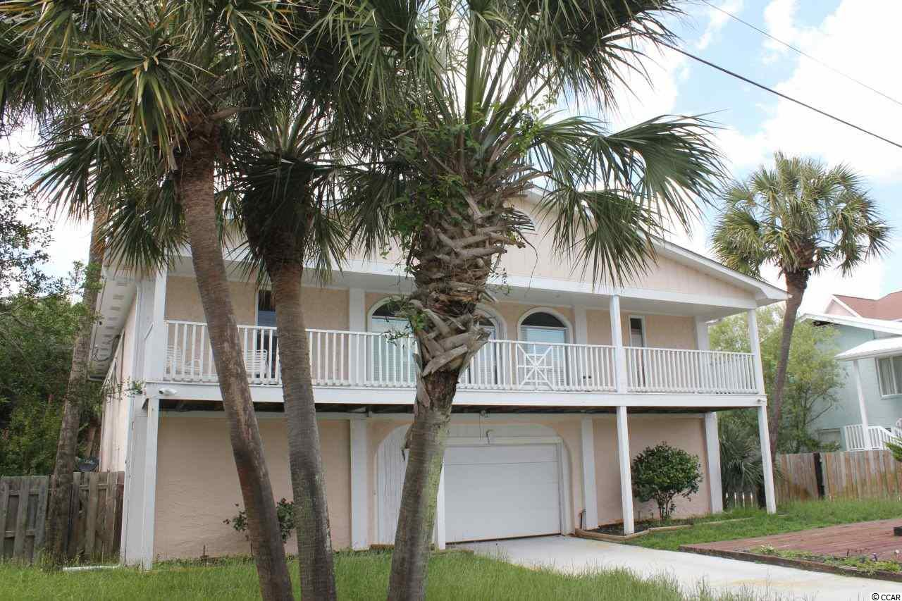 Detached MLS:1611816   4704 S Ocean Blvd. Myrtle Beach SC