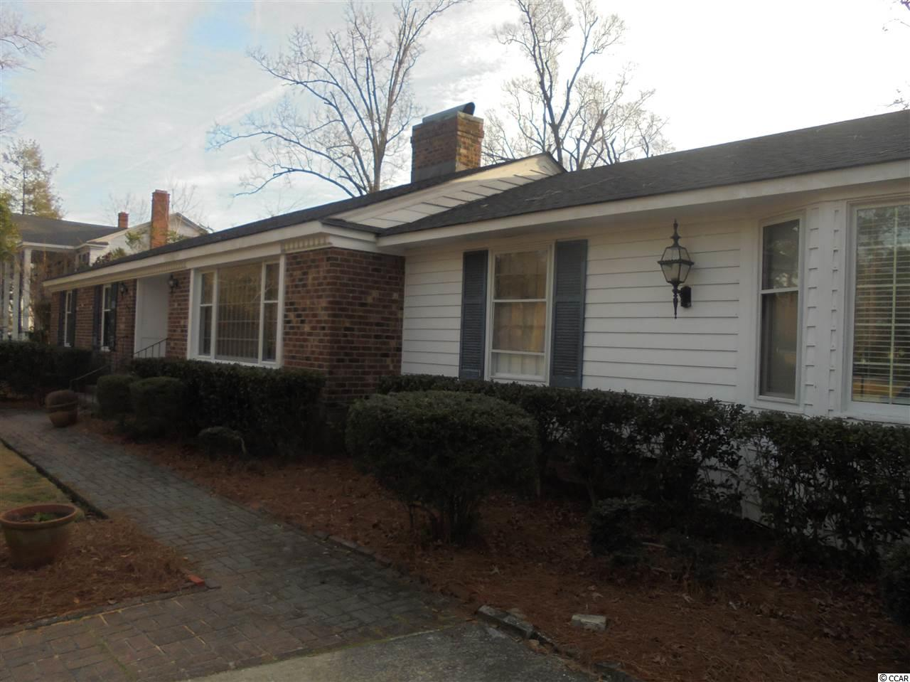 Detached MLS:1612155   902 Evans Rd. Marion SC