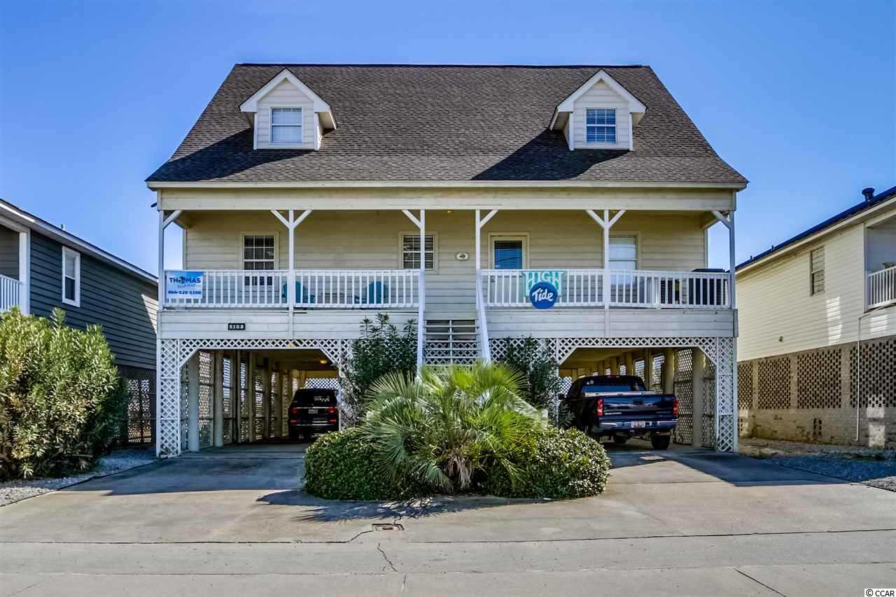 North Myrtle Beach Oceanfront Homes For Sale