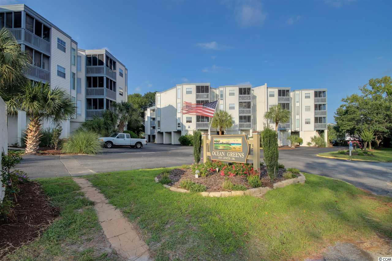 CONDO MLS:1613449 OCEAN GREENS  1500 Cenith Dr North Myrtle Beach SC
