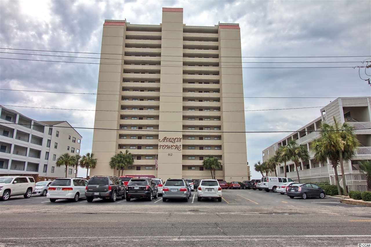 Condos For Sale At Atalaya Towers Myrtle Beach