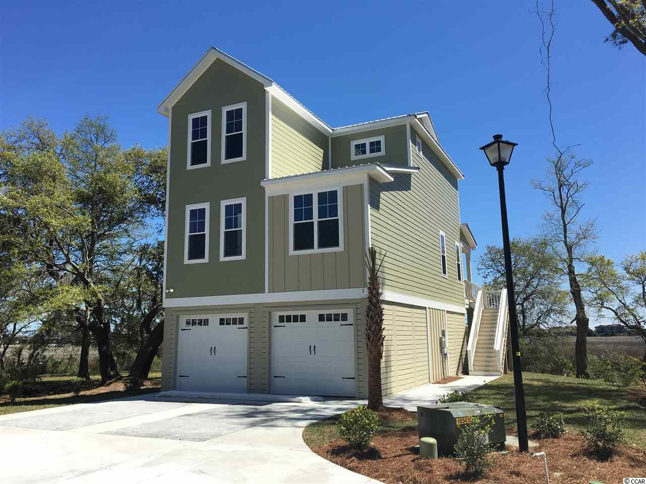 Lot 9 Oyster Pearl Court, Pawleys Island, SC 29585