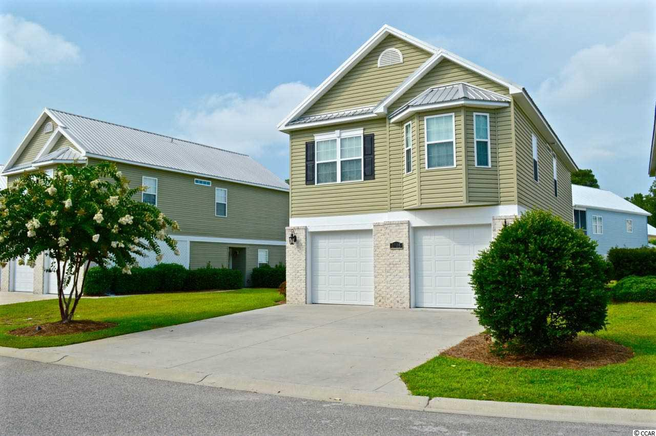 DETACHED WITH HPR MLS:1614431   1705 Cottage Cove Circle North Myrtle Beach SC
