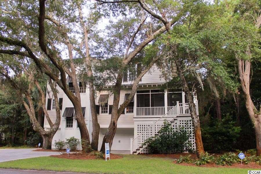 Single Family Home for Sale at 18 Spinnacle Court 18 Spinnacle Court Pawleys Island, South Carolina 29585 United States
