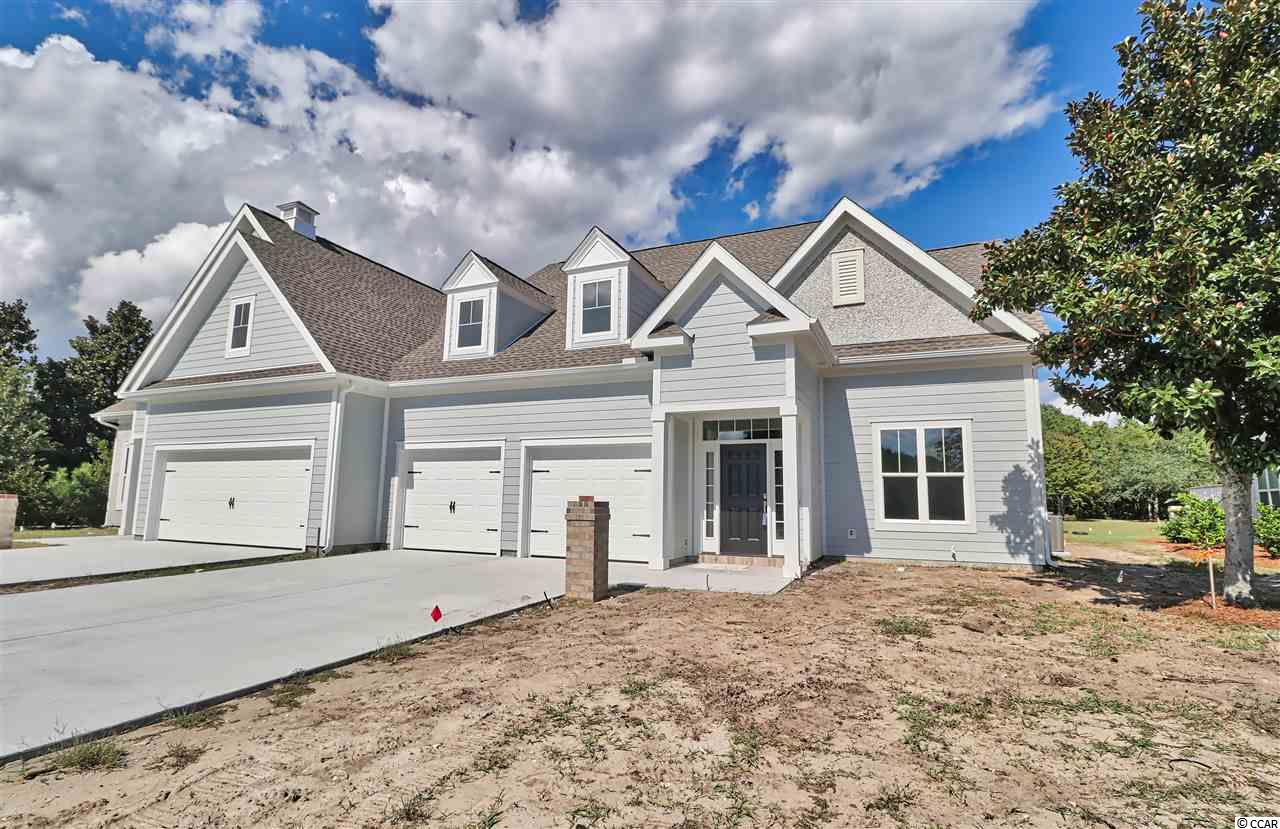 Townhouse MLS:1614611 Reserve Club Villas  Lot 7 Golf Club Circle Pawleys Island SC