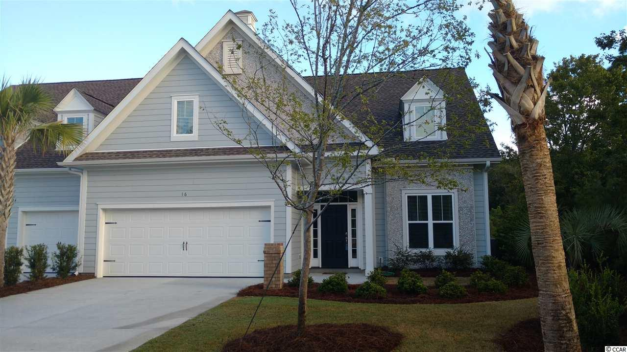 Townhouse MLS:1614629 Reserve Club Villas  Lot 12 Golf Club Circle Pawleys Island SC