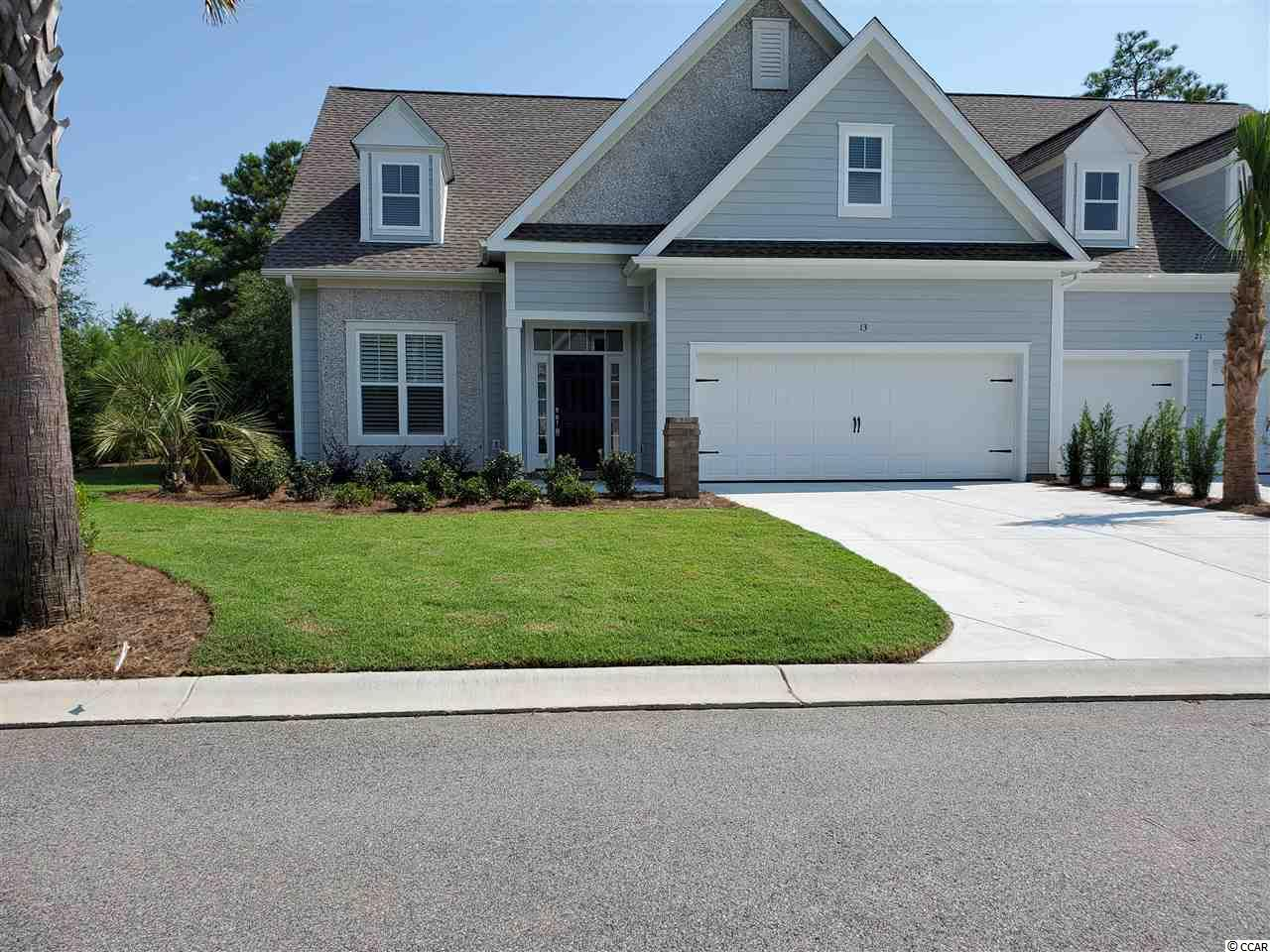 Townhouse MLS:1614630 Reserve Club Villas  Lot 14 Golf Club Circle Pawleys Island SC