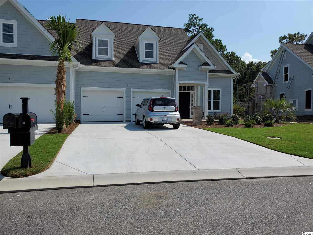 Townhouse MLS:1614631 Reserve Club Villas  Lot 13 Golf Club Circle Pawleys Island SC