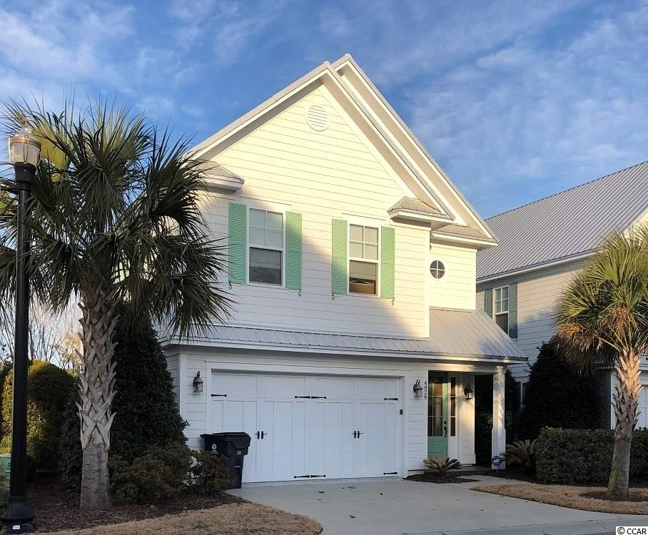 DETACHED WITH HPR MLS:1614762   4828 Cantor Court North Myrtle Beach SC