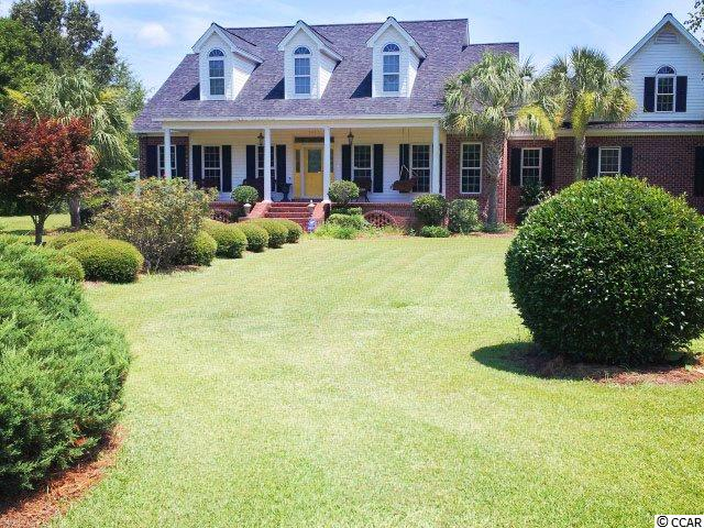 Single Family Home for Sale at 9465 Thurgood Marshall Highway Andrews, South Carolina 29510 United States