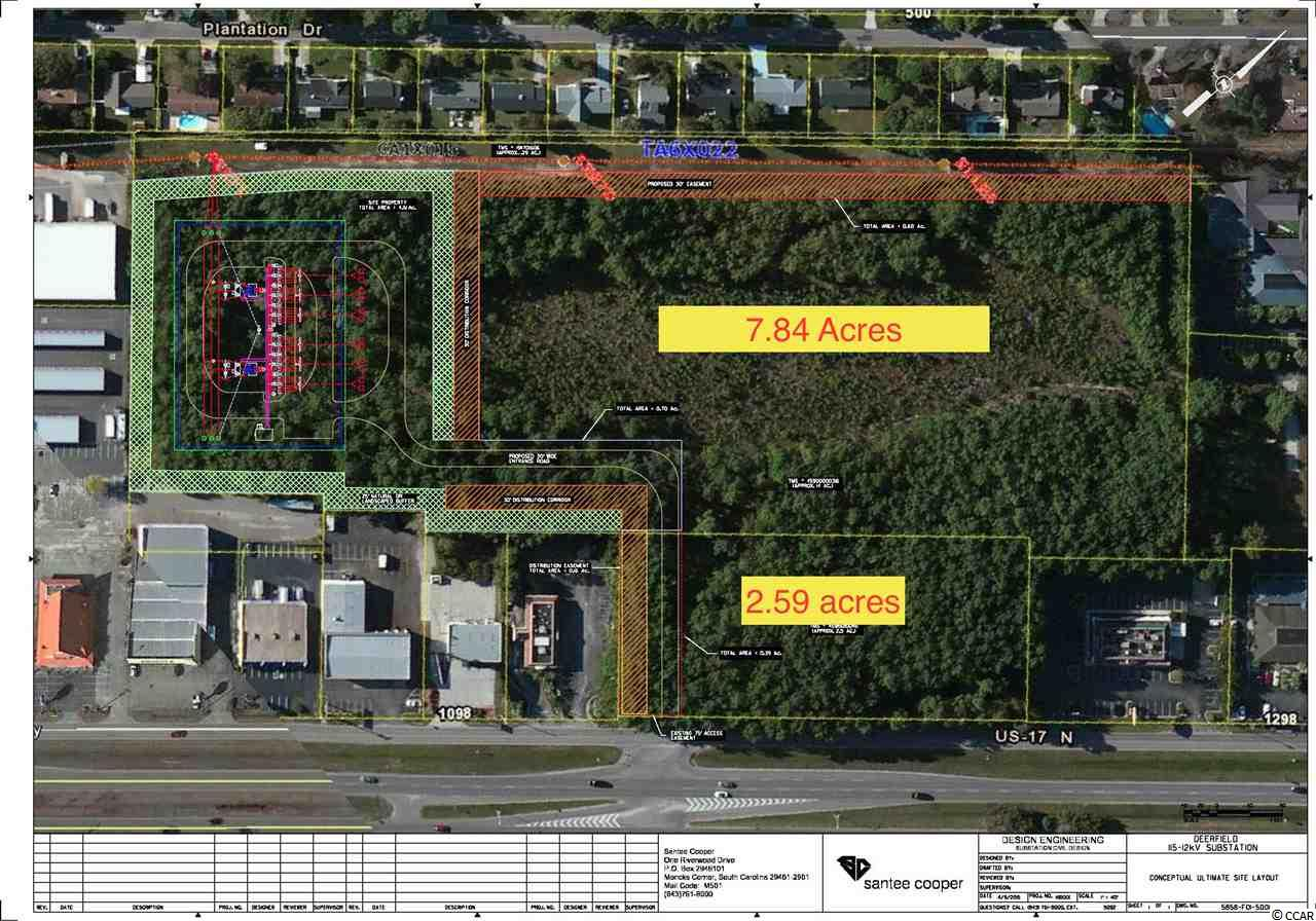 Acreage for Sale at Hwy 17 Business Hwy 17 Business Surfside Beach, South Carolina 29575 United States