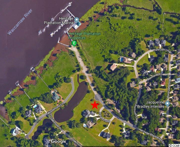 Land for Sale at 54 Tralee Loop 54 Tralee Loop Pawleys Island, South Carolina 29585 United States