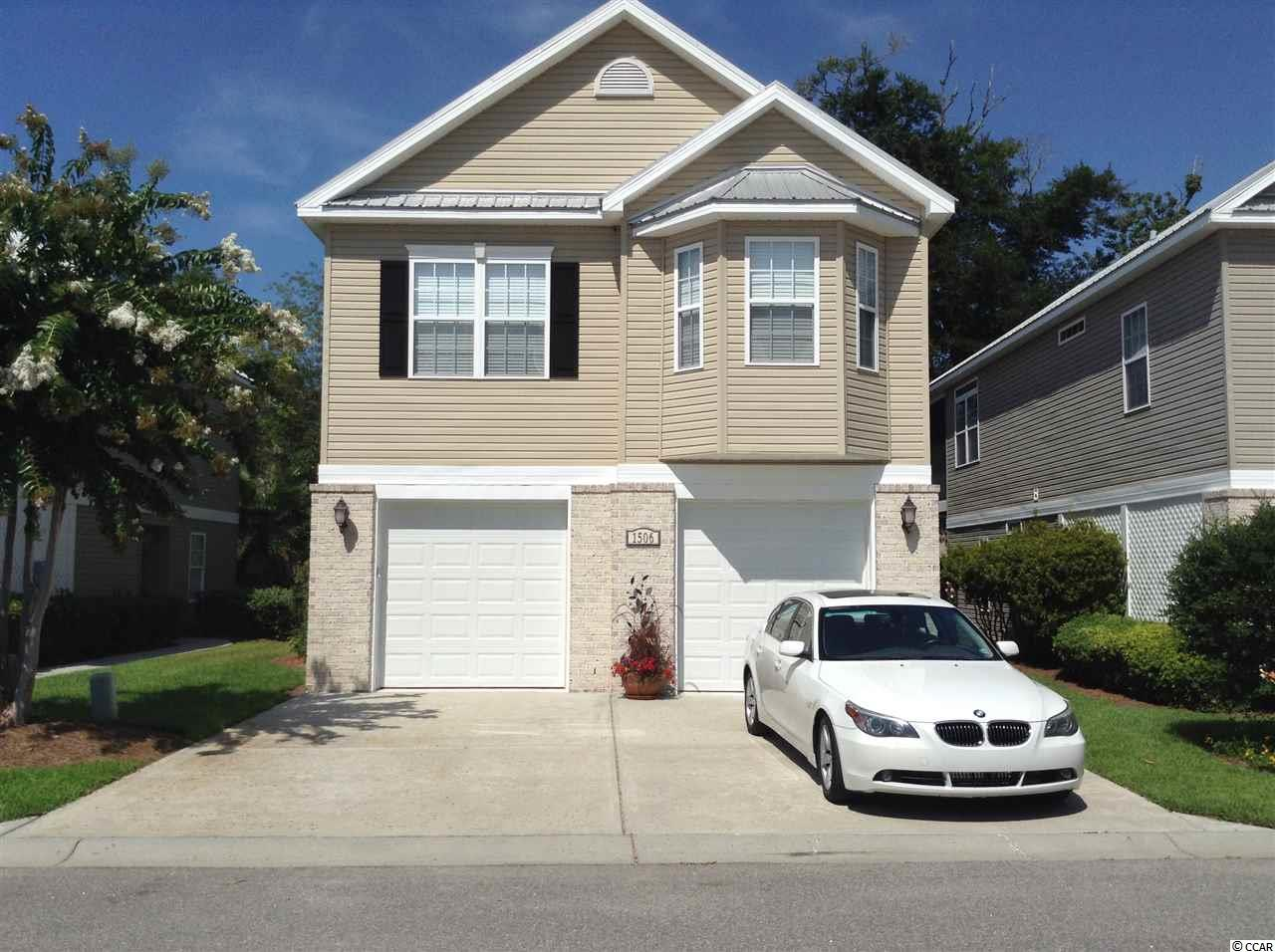 DETACHED WITH HPR MLS:1615326   1506 COTTAGE COVE CIRCLE North Myrtle Beach SC