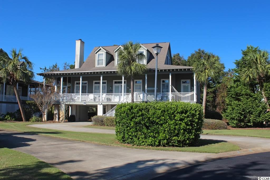 Single Family Home for Sale at 134 Compass Point 134 Compass Point Pawleys Island, South Carolina 29585 United States