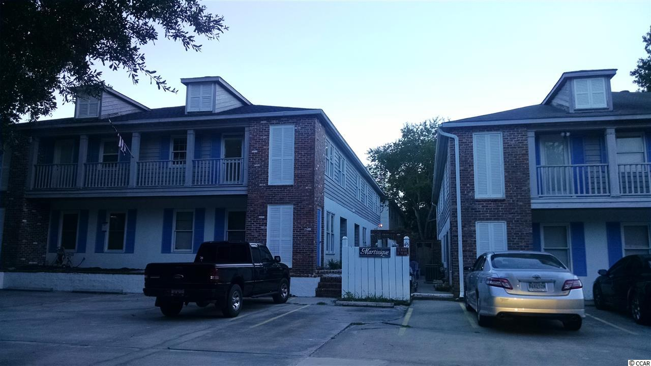 Townhouse MLS:1615601 MARTINQUE  415 28th Avenue N Myrtle Beach SC