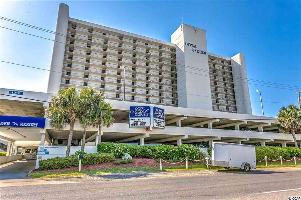 Condo For Sale At Royal Garden In Garden City Beach South Carolina Unit 101 Listing Mls Number
