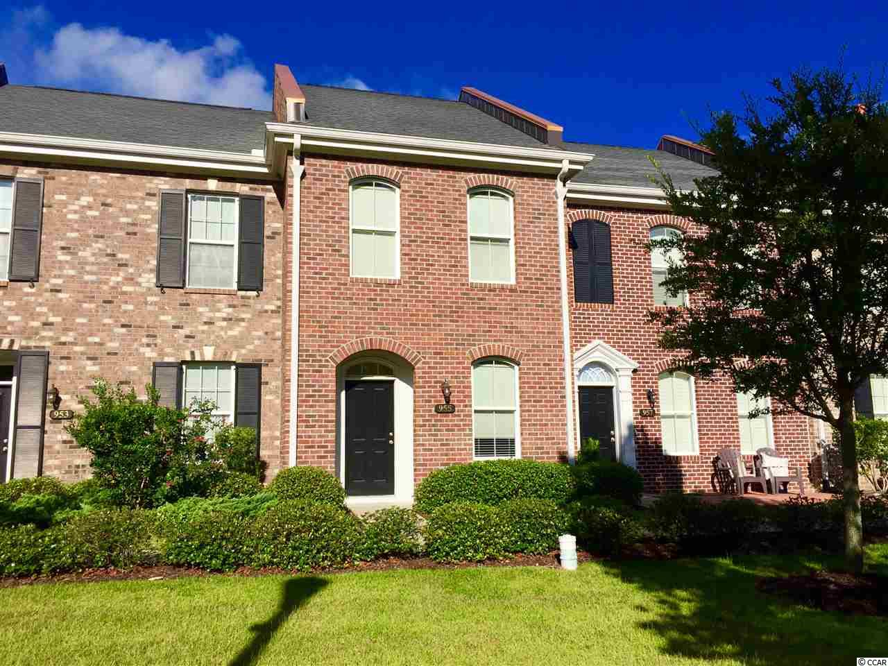 TOWNHOUSE MLS:1617027 Market Common, The  955 Hendrick Avenue Myrtle Beach SC