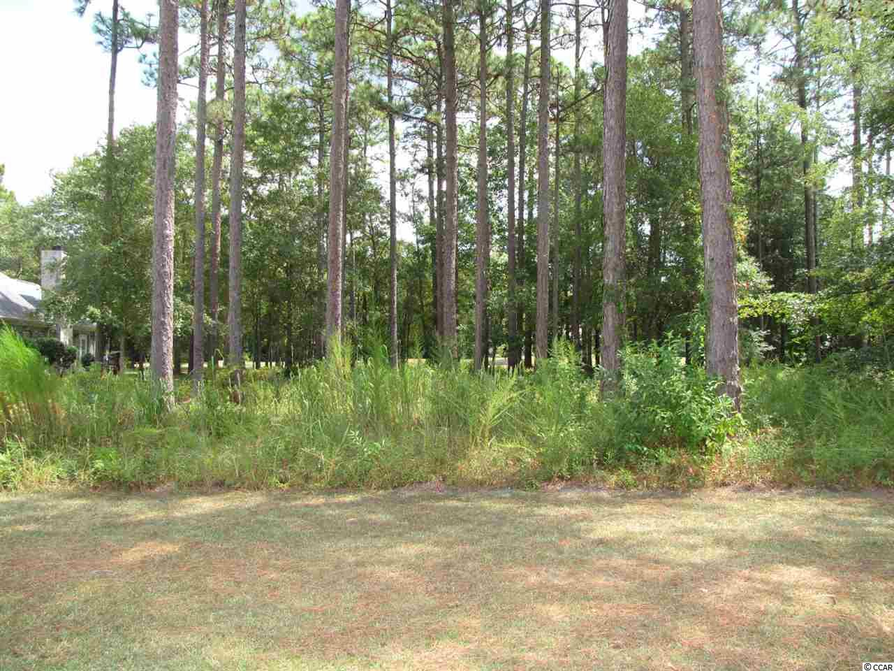 Land for Sale at 1122 Fox Tail Drive 1122 Fox Tail Drive Longs, South Carolina 29568 United States