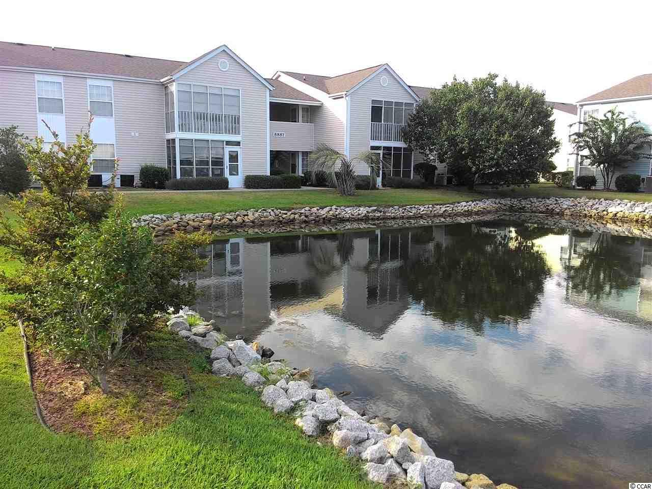 Lake/Pond View,End Unit Condo in SOUTH BAY LAKES : Surfside Beach South Carolina