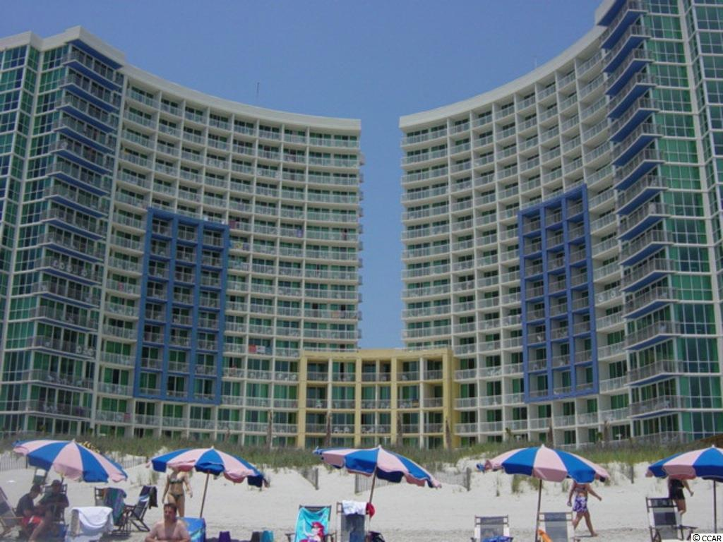 Ocean Front Condo in Avista Ocean Resort : North Myrtle Beach South Carolina