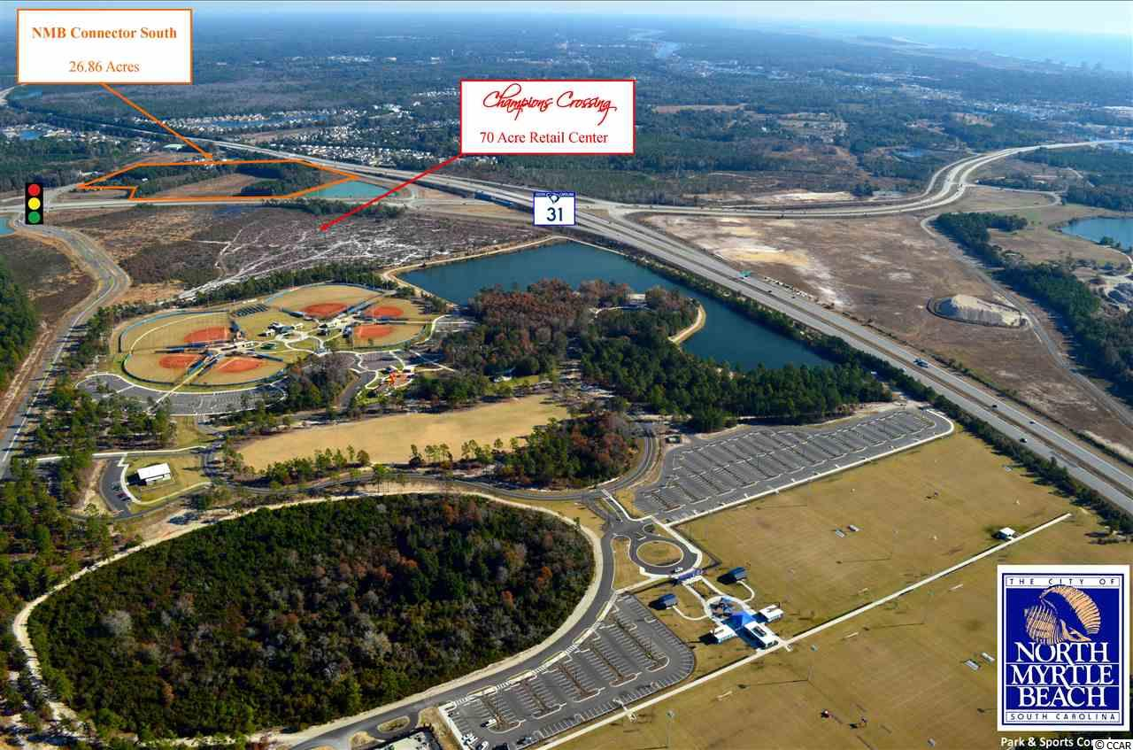 英亩 为 销售 在 26.86AC Robert Edge Parkway 26.86AC Robert Edge Parkway North Myrtle Beach, 南卡罗来纳州 29582 美国