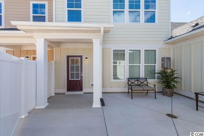 TOWNHOUSE MLS:1618207 Market Common, The  2600 Heritage Loop Myrtle Beach SC
