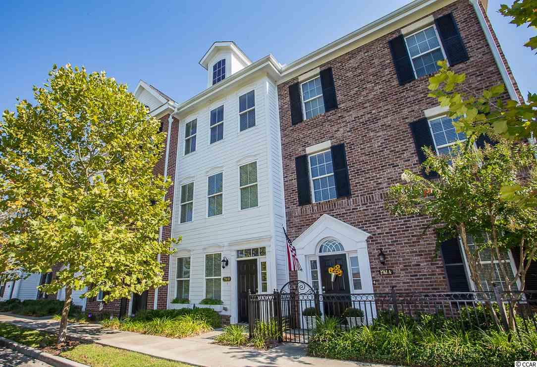 TOWNHOUSE MLS:1618243 Market Common, The  2761 B Kruzel Street Myrtle Beach SC